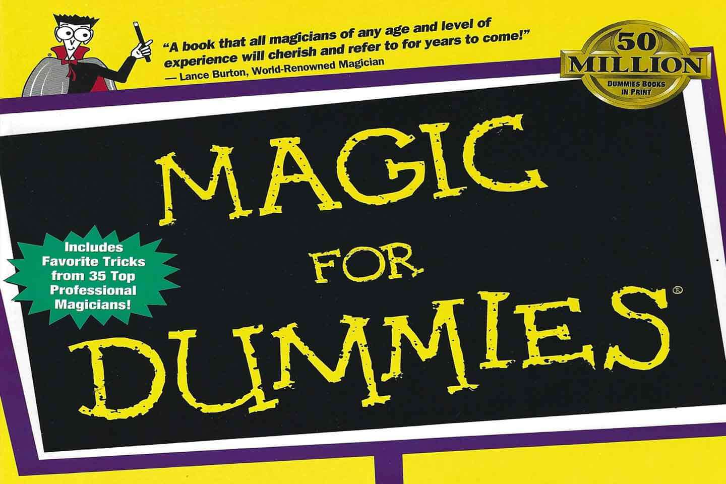 Magic Book - Magic For Dummies