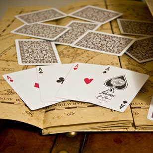 Purchase Collectible Playing Cards