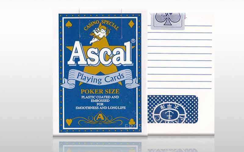 Ascal Angel Playing Cards
