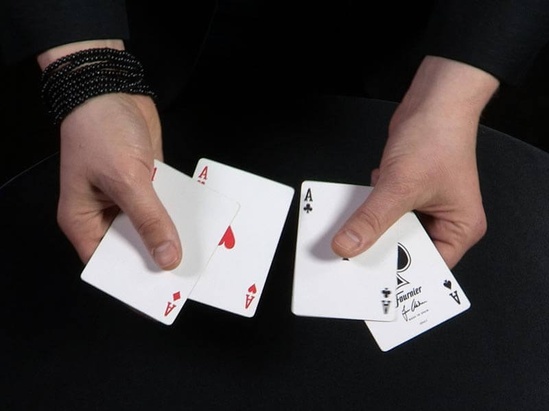 Asher Twist Card Trick