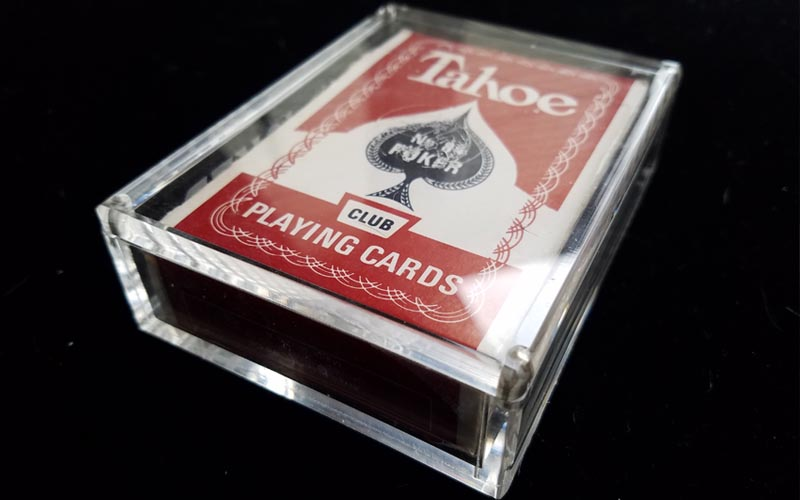 Carat Cases For Playing Cards