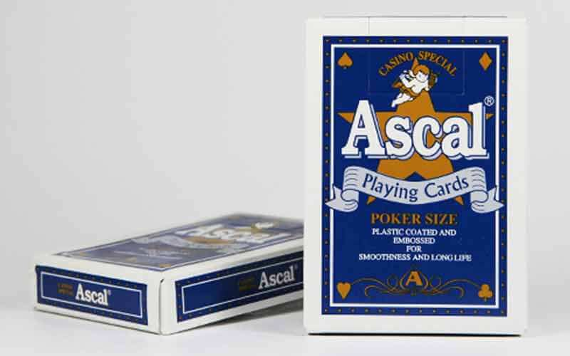 Ascal Playing Cards by Angel